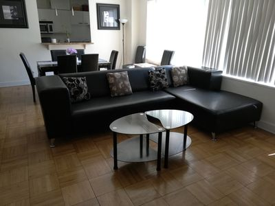 Photo for 2 bedroom/2 bathroom by the Grove + Parking