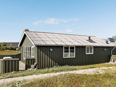 Photo for Quaint Holiday Home in Harboøre with Roofed Terrace