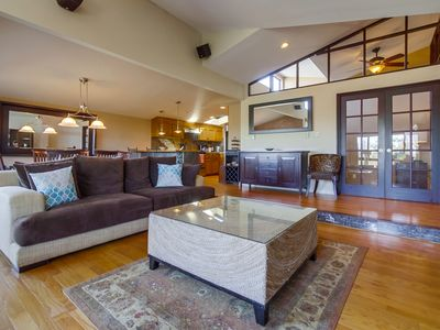 Photo for Spacious, Relaxing Retreat Steps to the Beach! MONTHLY PRICING AVAILABLE-
