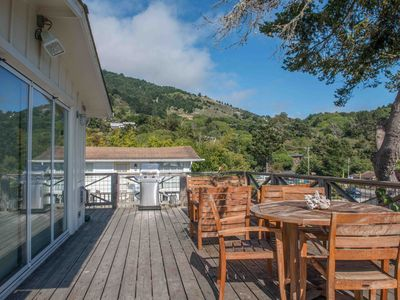 Photo for Historic Hillside Cottage with Expansive Ocean Views