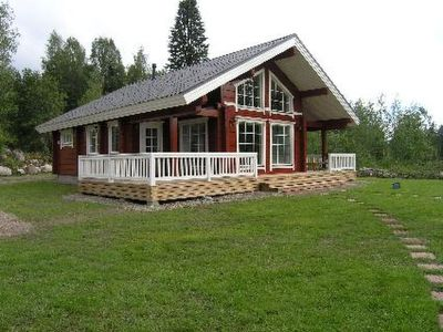 Photo for Vacation home Myllymökki in Hartola - 7 persons, 2 bedrooms