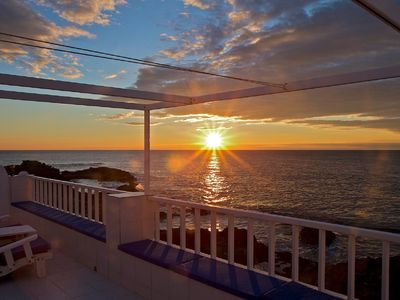 Photo for House with terrace, private pool and garden. BBQ, wifi, heated to 50m beach