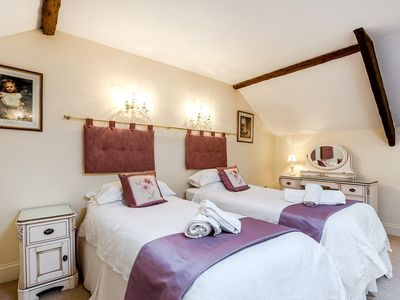 Photo for 5 Star Award Winning Holiday Cottage The Coach House