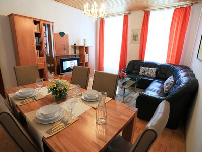 Photo for Two Bedrooms Apartment near the Belvedere