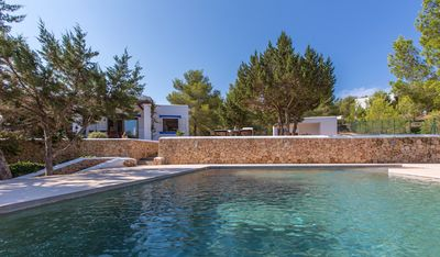Photo for Villa Tarida for up to 6 guests, only 2.5km from the beaches of Ibiza! Catalunya Casas