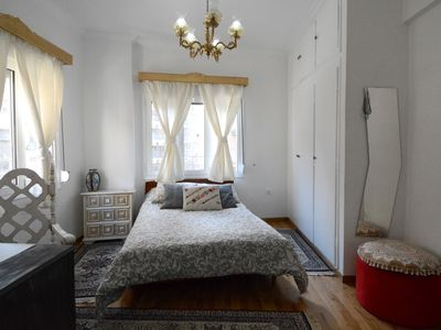 Photo for Athens Apartment, 2 min from metro station, close to all sites