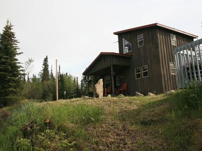 Photo for Tundra Bob's Cabin On Kasilof River