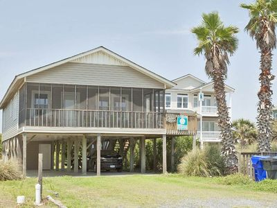 Photo for A Green Room: 3 Bed/2 Bath Dog-Friendly Home on Oak Island's West End
