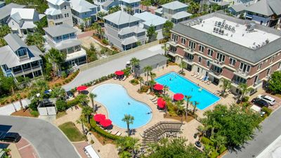 Keep Cool in the Summer Sun in The Villages Community Pools