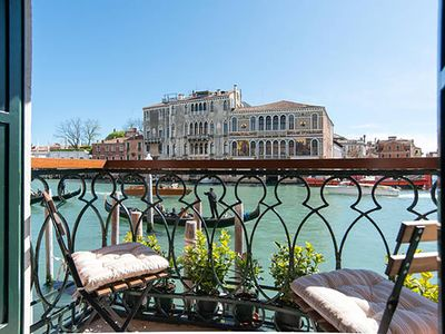 Photo for Casa Zucchi - Grand Canal Apartment