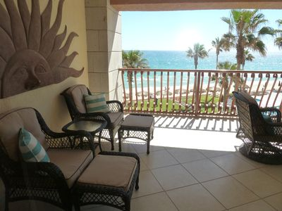 Photo for Beautiful Remodel 2 Bed/2 Bath Condo With Crystal Blue Water & White Sands