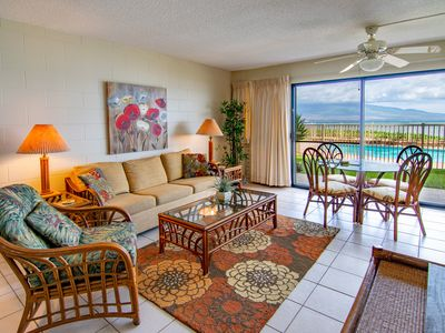 Photo for My Perfect Stays:  Only $129 a Night!  Aug 10-15 SPECIAL -Ground Floor-Steps to Beach