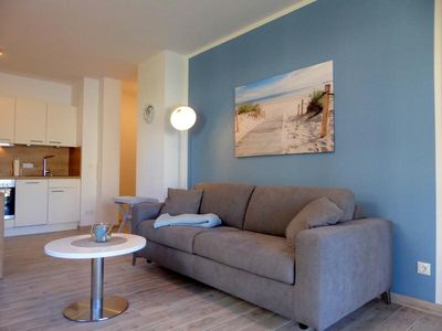 Photo for Enjoy peace and relaxation in the Apartment Strandläufer - this domicile on the ground