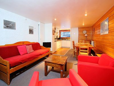 Photo for 1BR Villa Vacation Rental in Tignes