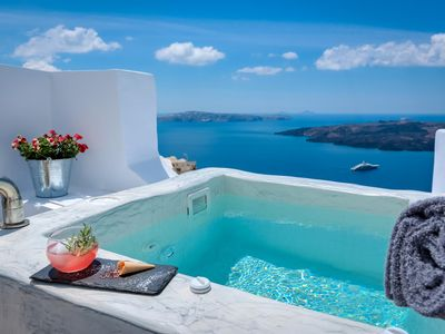 Photo for Junior Suite in Thira, Santorini