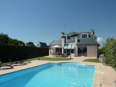 Photo for 3 bedroom Villa, sleeps 3 with Pool and FREE WiFi