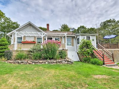 Photo for NEW! Charming East Boothbay Cottage w/ Large Yard!
