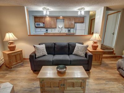 Photo for NEW LISTING-Adventure Starts Here-Mountain Side Retreat! Hot Tub! On Bus Route!