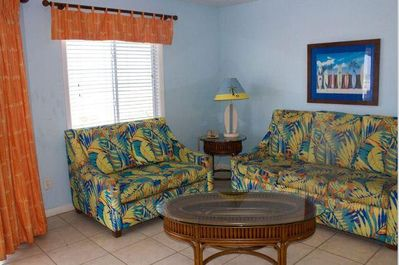 Smyrna Ocean Sands Living Room