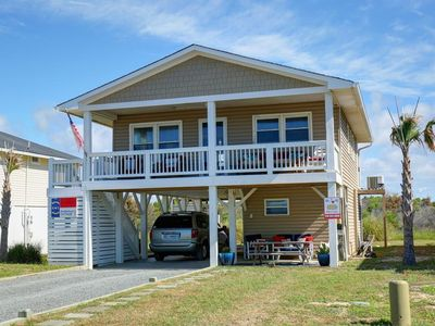 Photo for Beachfront Home with Unobstructed Ocean Views!