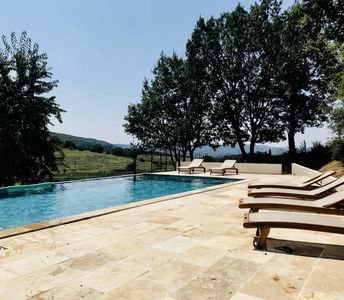 Photo for Charming Country House, Forcalquier, Provence, Luberon