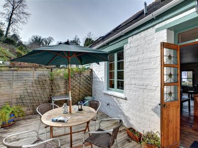 Photo for Vacation home Albe  in Fowey, South - West - 4 persons, 2 bedrooms