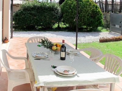 Photo for Vacation home Villetta Ingrid (CQU210) in Cinquale - 5 persons, 2 bedrooms