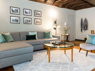 Photo for 9 Montenapo apartment in Centro Storico with WiFi & air conditioning.