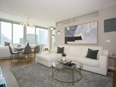 Photo for Designer luxurious 3 Bedroom Apartment with Gym, Doorman, Lincoln Center