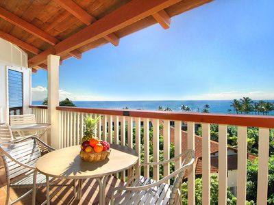 Photo for Nihi Kai 831 Ocean View -  Steps from Poipu Beach - 25% OFF ON SELECT 2020 DATES