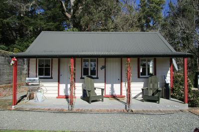 Ica Station Whare