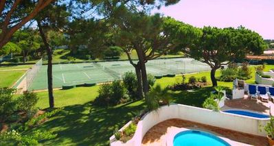Photo for Villa with Pool in Tennis Valley Vale do Lobo V542