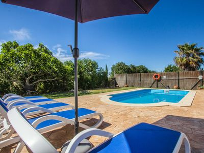 Photo for Jesus - Pretty house in Alcudia with pool