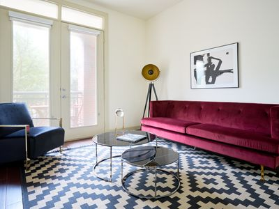 Photo for Stunning 1BR in Uptown by Sonder