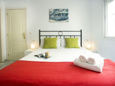 Photo for QUIET, RELAX & COMFORT - Apartment for 4 people in Málaga