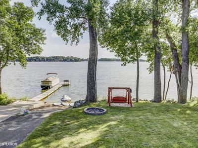 Photo for Stunning Two Story Lake Home On Spring Lake
