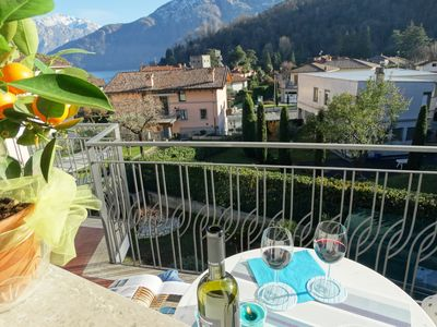 Photo for Fully renovated lovely Apartment, Top Central Location! Sunny Terrace! Parking!