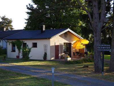 Photo for Small cozy holiday home in the Vulkaneifel, pets are welcome