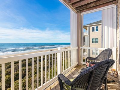 Rolling Waves: The Oceanfront Condo of Your Daydreams