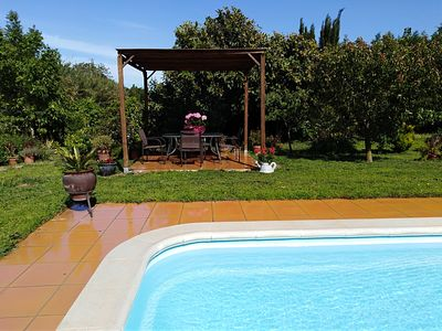 Photo for GREEN DESTINATION Rural accommodation with swimming pool 5 km from the beach
