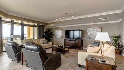 Photo for Magnificent Phoenix West II condo!Parking Level, Beachfront,July 6th Special!