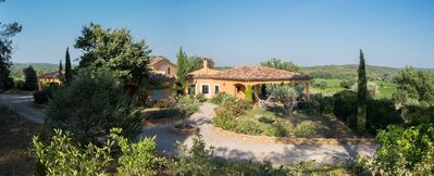 Photo for Large charming house, very comfortable in the Var countryside