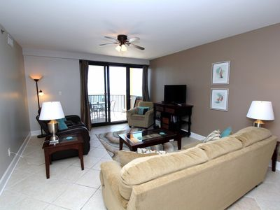 Photo for Beach Front Broadmoor 804 Condo! Book your next vacation today!