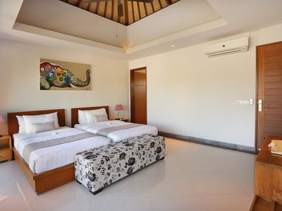 Photo for Romantic 1 Bedroom Villa in Legian