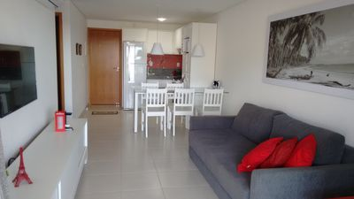 Photo for Rent 2 bedroom flat on the seafront of the Sheep Beach
