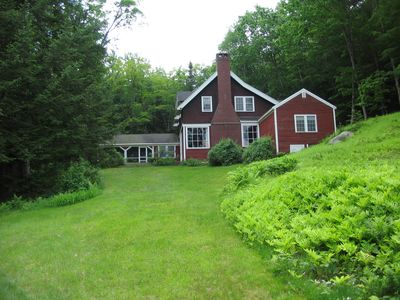 Family-Friendly New England, Summer House
