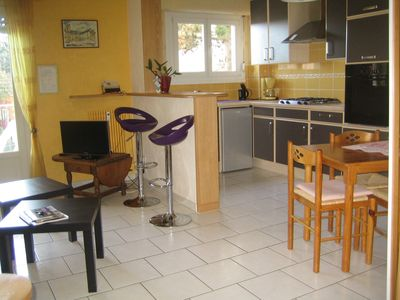 Photo for Apartment 3 * Dijon West 2 Km Station and City Centre, close to all amenities