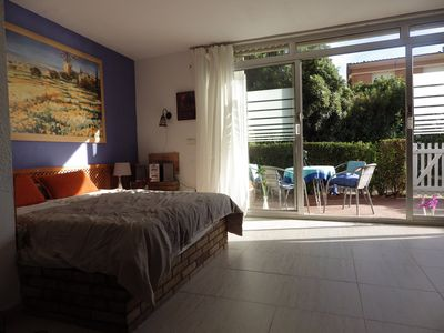Photo for Apartment with terrace and sea view - perfect for families