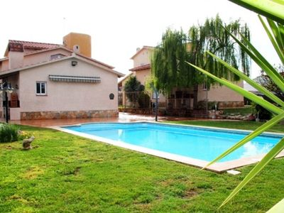 Photo for Fantastic villa in Roda de Berà, Costa Dorada with garden and pool