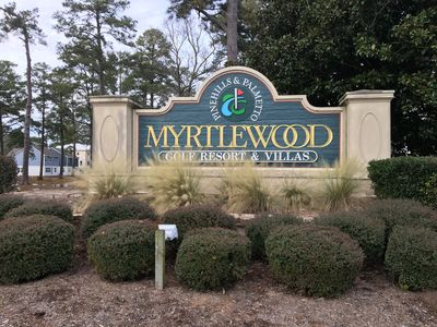 our community, magnolia pointe is inside   sought after Myrtlewood golf / villas